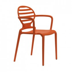 Chair with arms Cokka