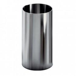 Cestino alto / Portaombrelli in acciaio - Nox