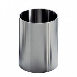 Cestino gettacarte in acciaio inossidabile - Nox