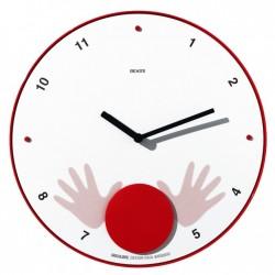 Giocoliere pendulum wall clock