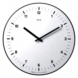 Orario wall clock