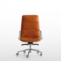 Poltrona direzionale con schienale alto - Amelie Comfort