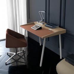 Writing table with drawers...
