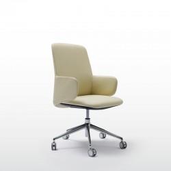 Deep Executive low back chair