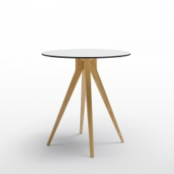 Billy table in wood