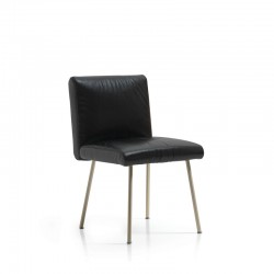 Armchair without armrests Ginevra
