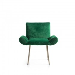 Armchair with armrests Ginevra