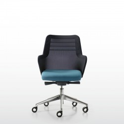 Miss Mesh operative chair with medium backrest