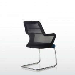 Miss Mesh visitor chair