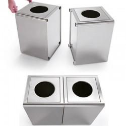 Waste paper bin - Prisma Cylinder