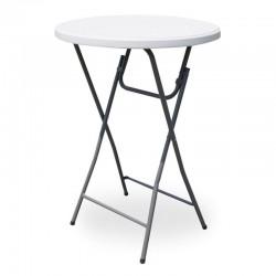 Folding High Table Bar - Cloud