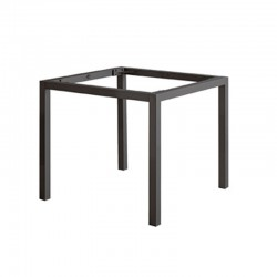 MDT square table base