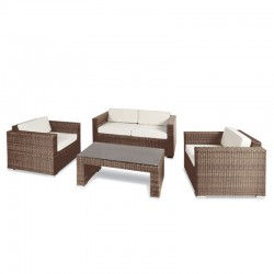 King lounge set per esterno