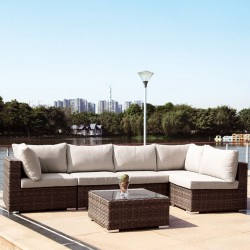 Marbella outdoor lounge set
