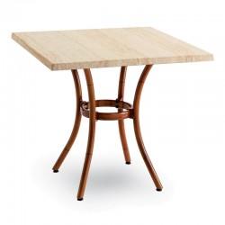 Prince tavolino quadrato