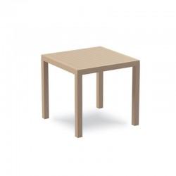 Ares tavolo quadrato in...
