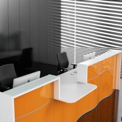 Composizione Banco reception 31 Wave