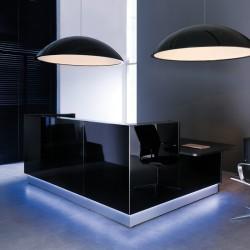 Modular reception desk 41 Linea
