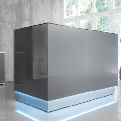 Modular reception desk 36 Linea