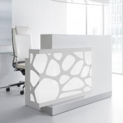 Modular reception desk 11 Organic