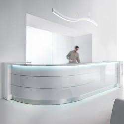 Bancone reception composizione 59 Valde