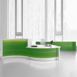 Modular Reception desk 32 Valde