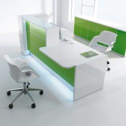 Modular Reception desk 41 Valde