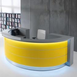Modular Reception desk 61 Valde