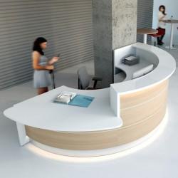 Modular Reception desk 30 Valde