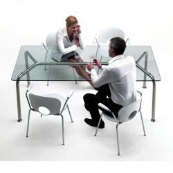 Convito rectangular table