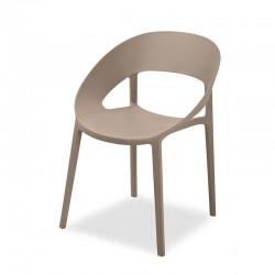 Leda sedia impilabile