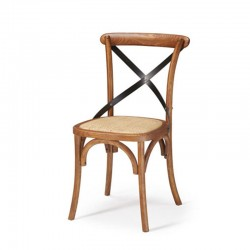 Francesca sedia in legno