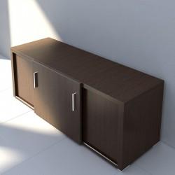 Mobile contenitore con ante scorrevoli - Quando