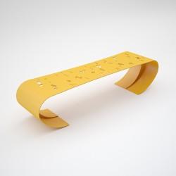 Seduta Alfa Bench