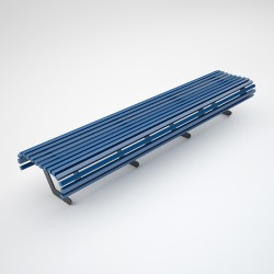 Seat Audrey aluminum
