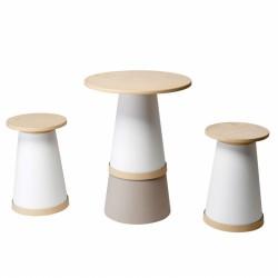 Tortota Totem set tavolo...