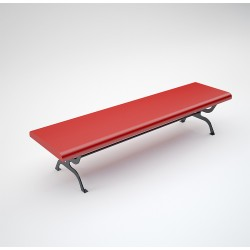Seat Retrò steel