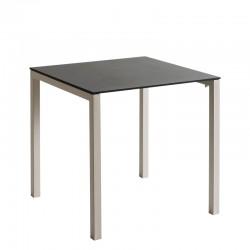 Claro bar table for indoor/outdoor