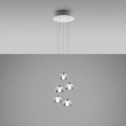 Lampada LED a sospensione 5...