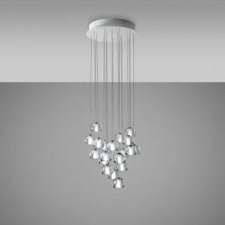LED 20 spot Pendant lamp...