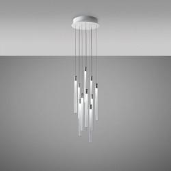 LED Pendant Lamp 10 spots...