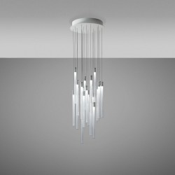 LED Pendant Lamp 20 spots Tooby