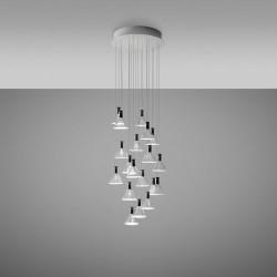 LED Pendant Lamp 20 spots...