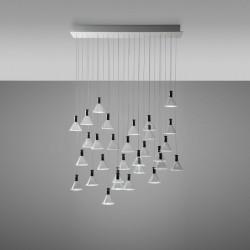 LED Pendant Lamp 30 spots - Polair