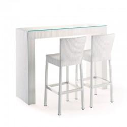 Set tavolo bar con sgabelli...