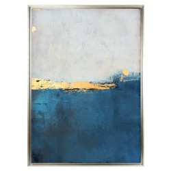 Sea, printing 65x92 with frame