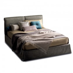 Meet padded bed with or without storage