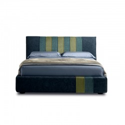 Tape padded bed with or without storage