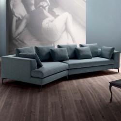 Sugar 05 padded modular sofa