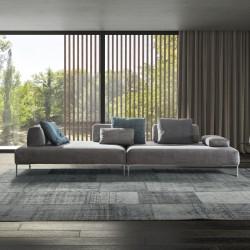 Padded modular sofa - Jest Fancy C